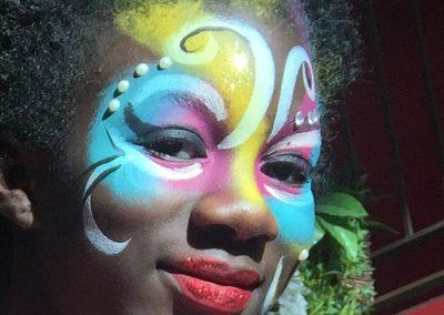 Maquillage licorne fliptop 3