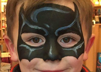 atelier de maquillage super héros