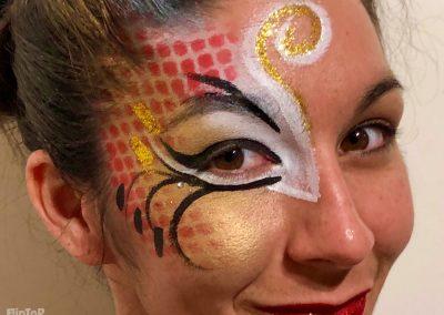 maquillage Tapis rouge lévis copie