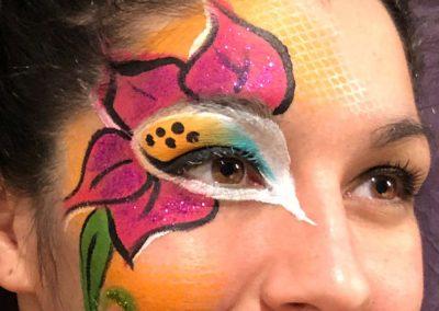 maquillage fleur + logo fliptop jpeg pâques copie