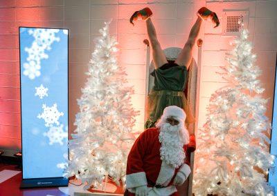 Lutin et Père Noël