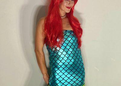 Princesse Ariel fête d'enfants 3