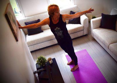Santé sur les mains - équilibre - 5